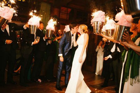 sparklers with flashy containers