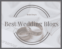Bride Envy best wedding blog 2018 winner