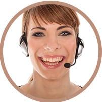 customer service agent headshot