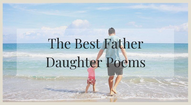 Best Father Daughter Poems