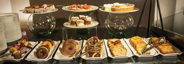 Breakfast Buffet With Sweets