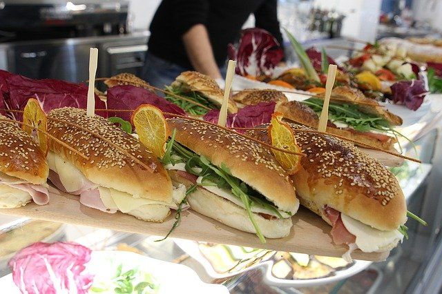 Cold Cut Sandwiches