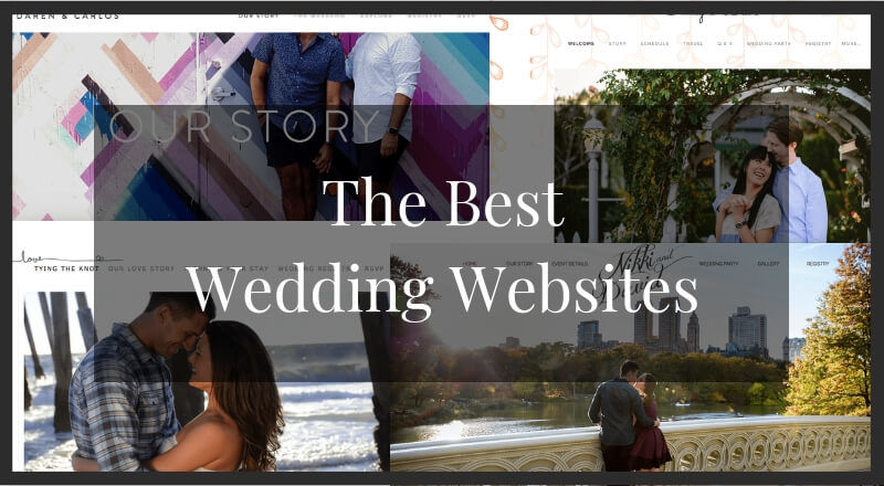 The Best Wedding Websites