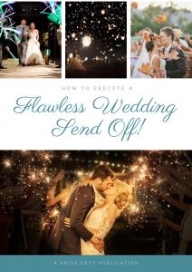 25 Awe-Inspiring Wedding Send Off Ideas [2019 Edition]