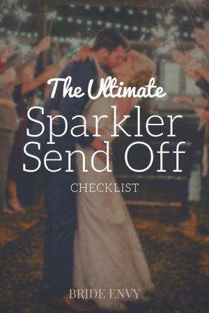 sparkler-send-off-checklist